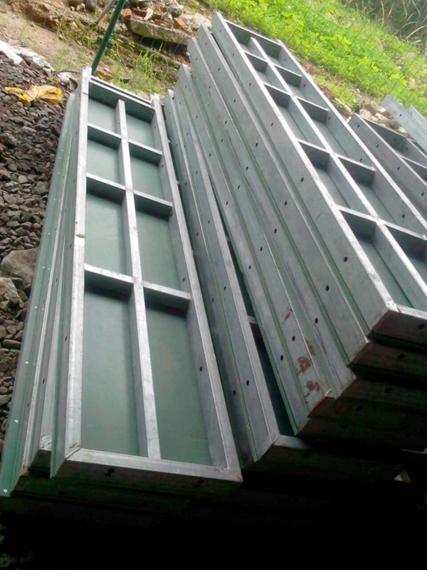 PVC塑钢建筑模板qs-06