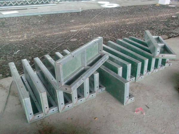 PVC塑钢建筑模板qs-03