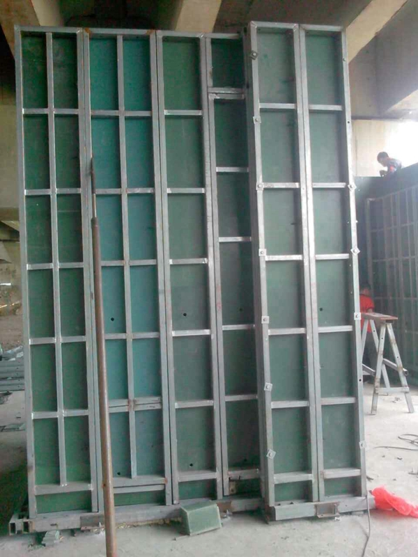 PVC塑钢建筑模板qs-04