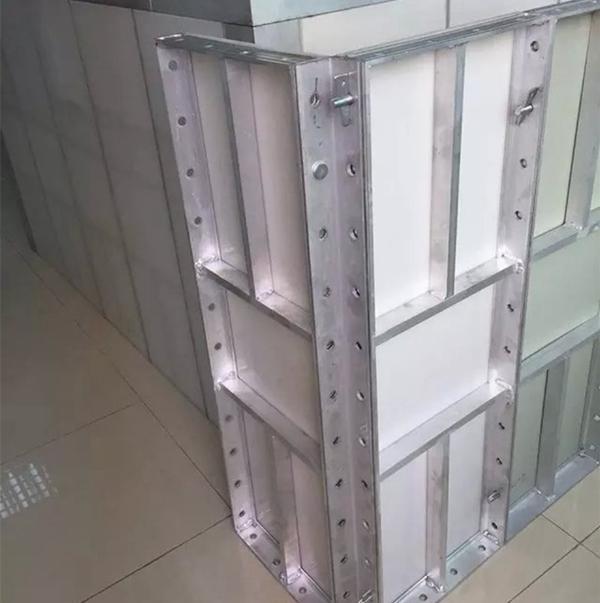 PVC白色建筑模板qs-01