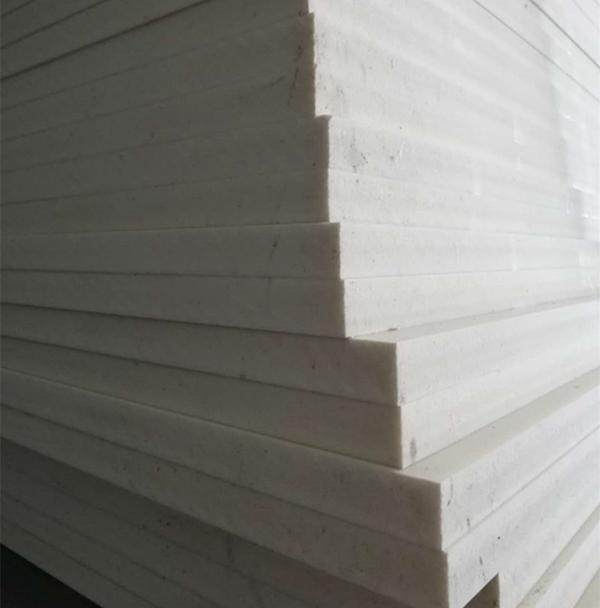 PVC白色建筑模板qs-05