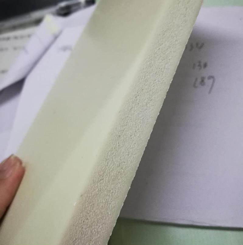 PVC白色建筑模板qs-04