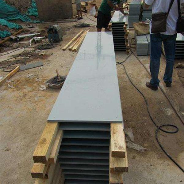 PVC灰色建筑模板qs-05