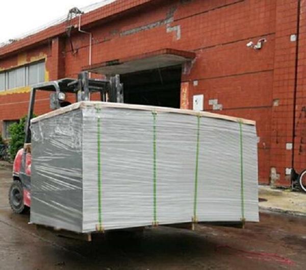 PVC灰色建筑模板qs-06