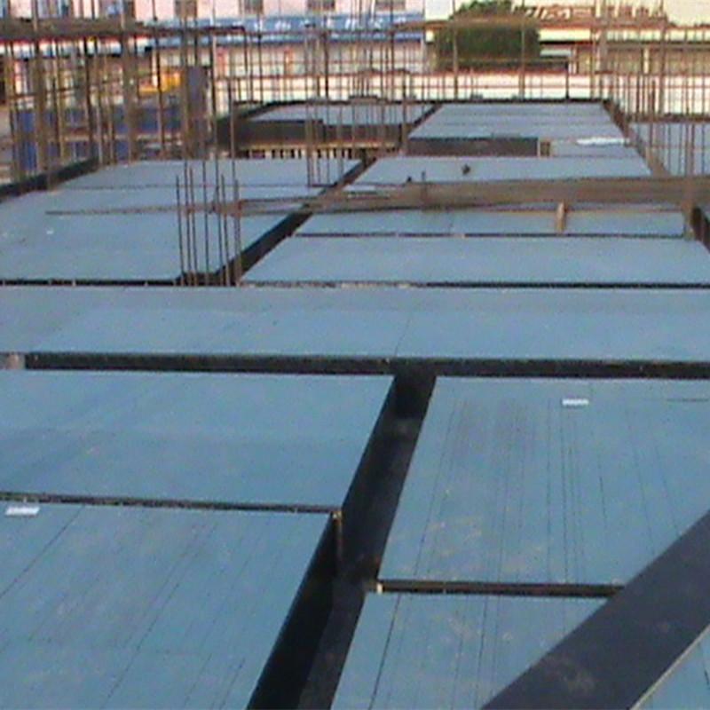 PVC蓝色建筑模板qs-02