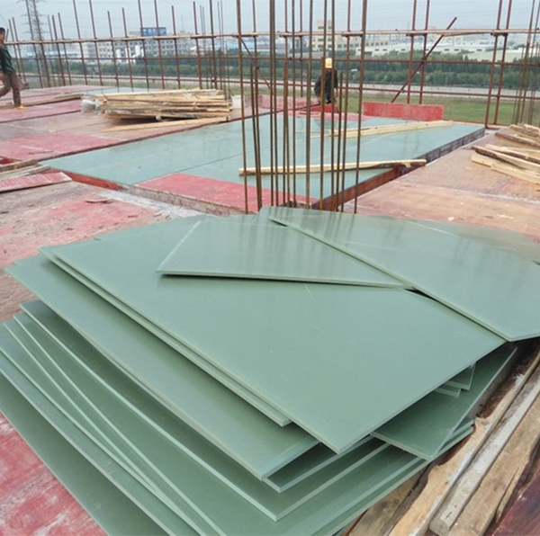 PVC绿色建筑模板qs-03