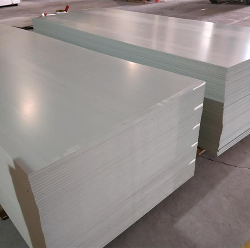 新型PVC建筑模板